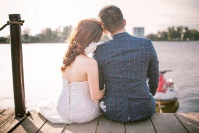 La novia a la que le salió todo mal en la boda, incluido el falso pastel
