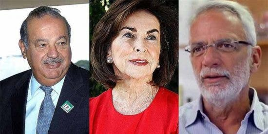 Quiénes son los 10 más ricos de América Latina y qué pasó con la fortuna de Carlos Slim