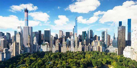 """Nueva York: Boom de rascacielos """"superdelgados"""" y penthouses por 238 millones"""