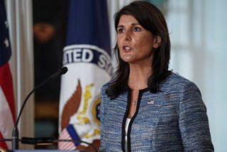 """EEUU abandona el """"hipócrita y egoísta"""" Consejo de Derechos Humanos de la ONU"""
