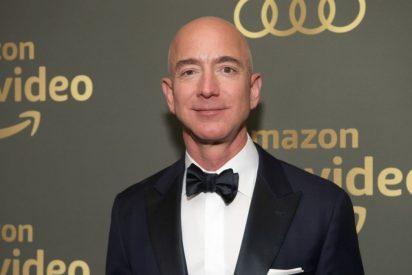 El modesto coche que conduce Jeff Bezos, el hombre más rico del mundo