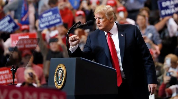 Donald Trump quiere más: se lanza a la reelección con un mitin feroz en Florida