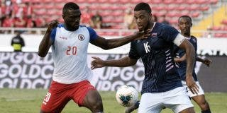 El golazo de Haití en la Copa Oro: Fingen una discusión para distraer a la defensa