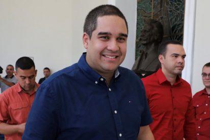 Nuevo ataque de EEUU a la dictadura chavista: Sanciona por corrupción al hijo de Nicolás Maduro