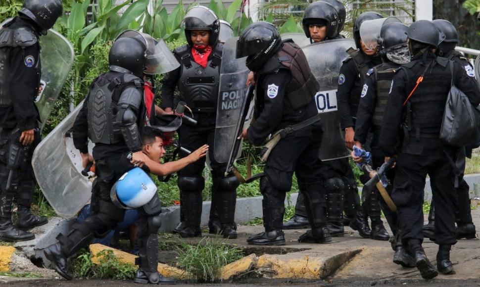 Human Rights Watch demanda sanciones internacionales contra Daniel Ortega por su brutal represión