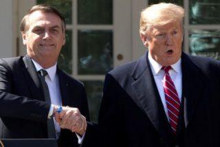 Donald Trump y Jair Bolsonaro negocian en Japón: Paciencia, Nicolás Maduro caerá
