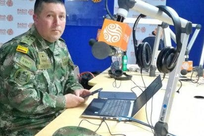 Un coronel del Ejército colombiano era el escolta de la 'Gárgola', el jefe de una brutal banda criminal