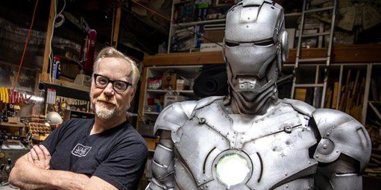 Iron Man se convierte en realidad: Recrean un traje que puede volar y es a prueba de balas