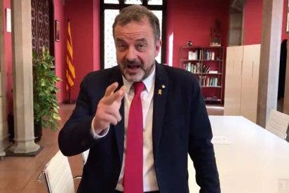 El sectario y xenófobo Gobierno catalán pide disculpas a México por la conquista española de América