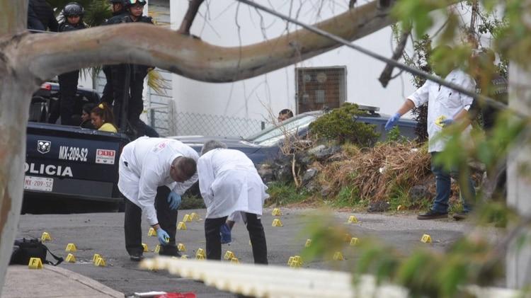 Atrapan a los criminales que mataron a un bebé de 8 meses en brazos de su madre