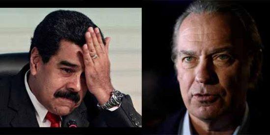 """La furia de Bertín Osborne contra Maduro y el diálogo en Venezuela: """"Lo que queda es una reacción de fuerza que saque a esos miserables"""""""