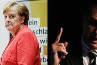 """Bolsonaro llegó al G20 y lanzó el primer dardo a Merkel: """"Los alemanes tienen mucho que aprender de nosotros"""""""