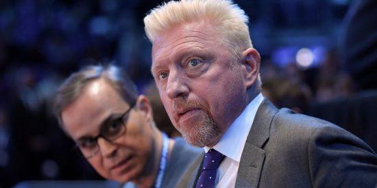 La estrella del tenis Boris Becker subastará sus trofeos más valiosos para pagar deudas