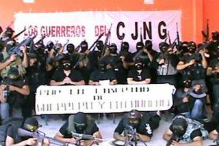 Policía de Ciudad de México admite la presencia del Cártel de Jalisco Nueva Generación