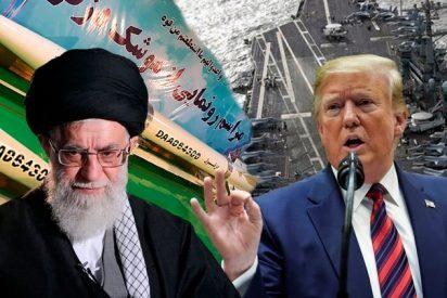 """EEUU sanciona al líder supremo de Irán y se cierra """"de manera permanente"""" la vía de la diplomacia"""