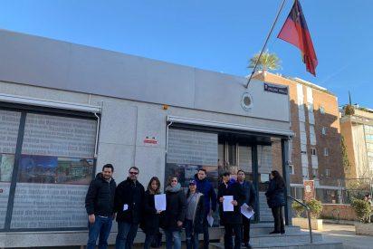 Así 'saquea' el consulado chavista a los venezolanos en Madrid para esquivar el bloqueo económico
