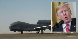 """Donald Trump amenaza a Irán tras el derribo de un dron estadounidense en Ormuz: """"¡Ha cometido un gran error!"""""""