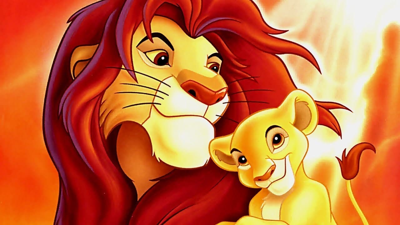 """Captan a dos leones idénticos a Mufasa y Simba: Los felinos de """"El Rey León"""""""