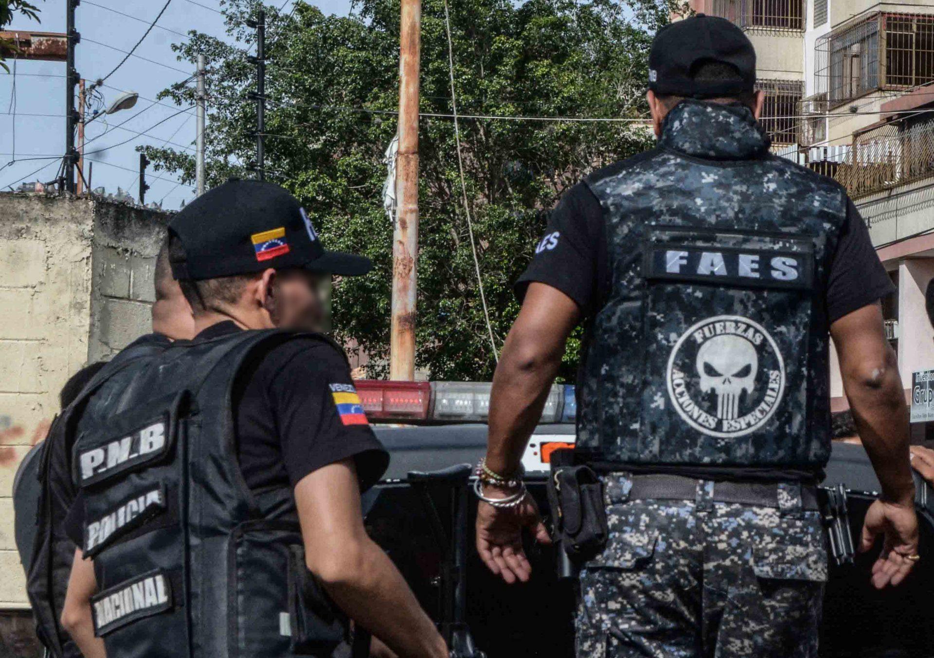 Venezuela: Los ciudadanos temen más a la Policía que a los delincuentes