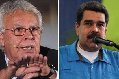 Felipe González: tres principios innegociables de Guaidó y una concesión necesaria a la dictadura chavista