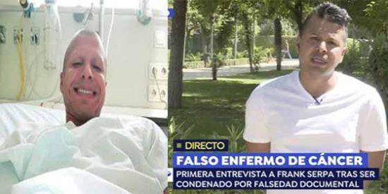 """Alfonso Egea no perdona al venezolano 'arrepentido' que fingió tener cáncer: """"Te ibas cachondeando por engañar a la gente"""""""
