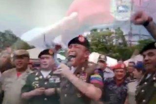 Premios a los generales chavistas más 'pelotas': Graban vídeos alabando a Maduro para lograr ascensos