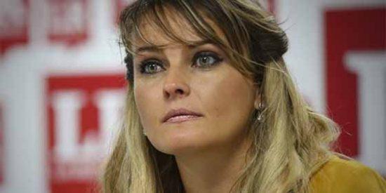 """Gloria Álvarez sobre el apoyo rastrero de Podemos al chavismo: """"Si Maduro cae va a salir a la luz toda la corrupción en la que están involucrados"""""""