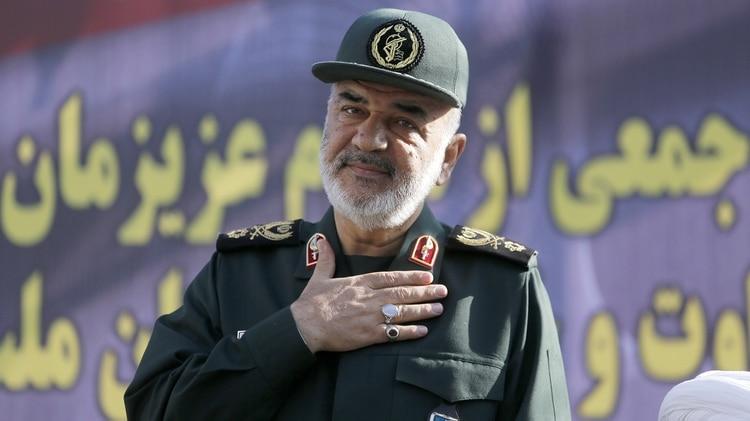 Irán se recrea en el derribo del drone de EEUU: Publica un vídeo del ataque