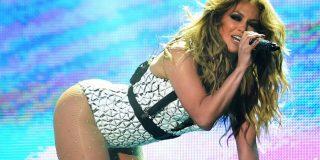 No olvide tomar la pastilla para el corazón antes de ver el brutal twerking de Jennifer López en tanga