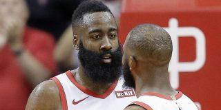 La fuerte pelea entre dos estrellas de la NBA pone en jaque a los Houston Rockets