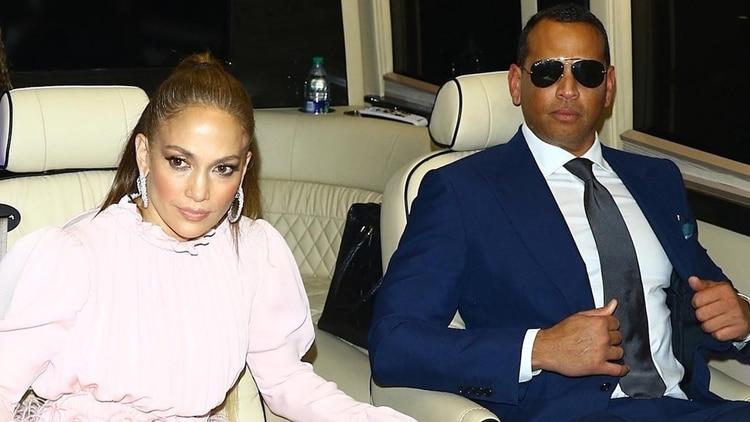 Jennifer López celosa y controladora: Así JLo evita que Alex Rodriguez le sea infiel
