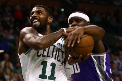 NBA: Kyrie Irving dejaría a los Celtics para encestar con los Nets de Brooklyn