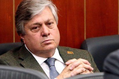 """""""Es una burda mentira, un bulo"""": La dura reacción de López al presunto 'robo' del equipo de Guaidó en Colombia"""