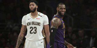 "Terremoto en la NBA: Los Lakers de Lebron James fichan a ""La Ceja"" Anthony Davis"