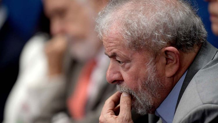 """La justicia de Brasil examina un caso que puede devolver a la cárcel al """"pillado"""" Lula Da Silva"""