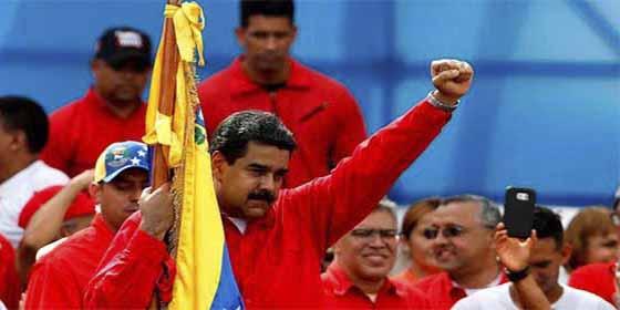 El dictador Nicolás Maduro intenta 'sacar oro' con una nueva estrategia religiosa para salir del foso político