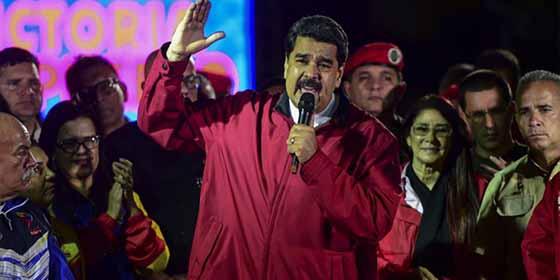 """Con el cierre de 50 medios, Nicolás Maduro celebró el """"Día del periodista"""" en Venezuela: """"¡Que viva la libertad de expresión!"""""""