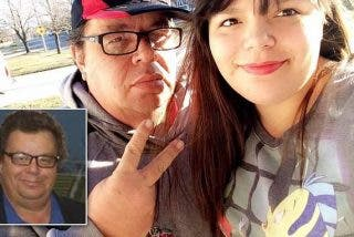 Mark Bueda, repartidor de pizza, salva a dos niñas de los abusos sexuales de su padre
