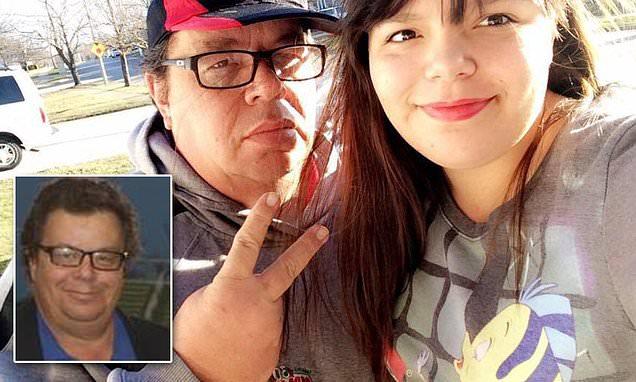 Mark Buede, repartidor de pizza, salva a dos niñas de los abusos sexuales de su padre