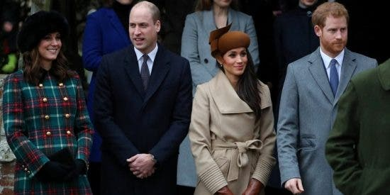 Meghan Markle y el príncipe Harry cortan el último vínculo formal con William