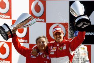 """El piloto Rubens Barrichello carga contra Michael Schumacher: """"Nunca fue solidario, nunca ayudó"""""""