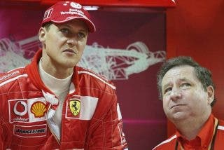 Michael Schumacher está