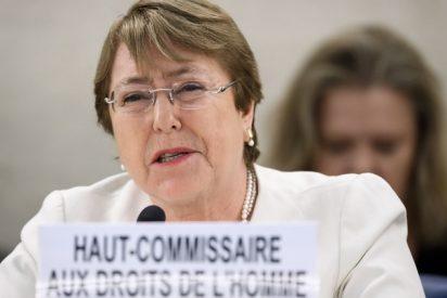 Michelle Bachelet inicia su visita a Venezuela: Dictadura y violaciones a DDHH sobre la mesa