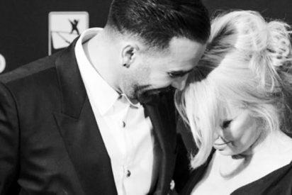 Infidelidad, violencia física y psicológica: La horrible relación entre Pamela Anderson y el jugador Adil Rami