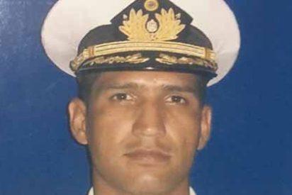 """Filtran la autopsia del capitán torturado hasta la muerte por los esbirros chavistas: """"edema cerebral severo, 16 costillas rotas, quemaduras y fue electrocutado"""""""