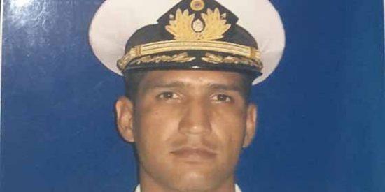 """""""Torturado hasta la muerte"""": Dictadura de Nicolás Maduro acaba con la vida del capitán de corbeta Rafael Acosta Arévalo"""