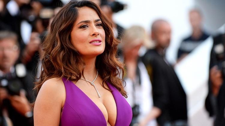 Salma Hayek: ¿la primera mexicana en formar parte del Universo Marvel?