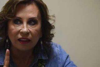 La ex primera dama Sandra Torres se perfila como nueva presidenta de Guatemala