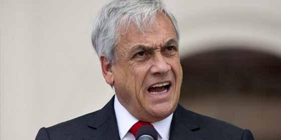 Sebastián Piñera contra Maduro: «Las dictaduras no ceden hay que arrancarles el poder»