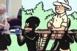 Josep Borrell se 'disfraza' de Tintín en un encuentro diplomático y llueven 'memes'